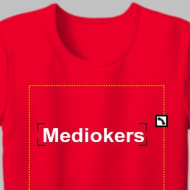 T-Shirt for Mediocrity Movement